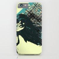 iPhone & iPod Case featuring windy by cubik rubik