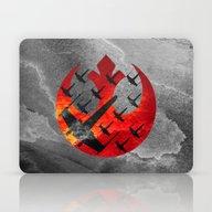 Star Wars Wraith Squadro… Laptop & iPad Skin