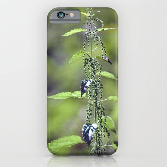 Stinging Nettle 5288 iPhone & iPod Case