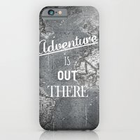 iPhone Cases featuring Adventure by Zach Terrell
