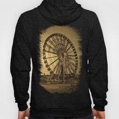 Ferris Wheel, Paris Hoody