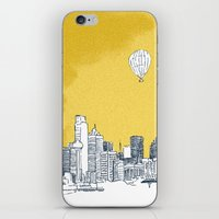 Dallas iPhone & iPod Skin
