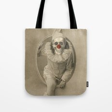 SEND IN THE CLOWNS Tote Bag