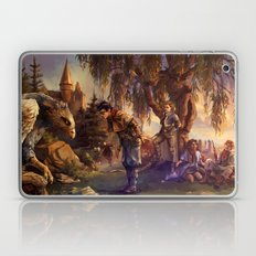 Back At Hogwarts Laptop & iPad Skin