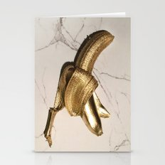 Bananas Are Gold Stationery Cards