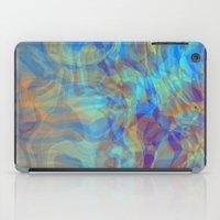 Like Fire And Ice iPad Case