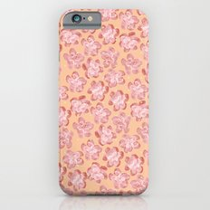 Wallflower - Coralette Slim Case iPhone 6s