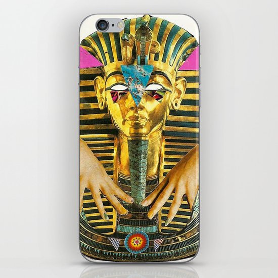 'There Are No Kings' iPhone & iPod Skin