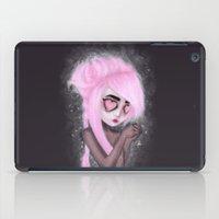 eyes and heart all empty iPad Case