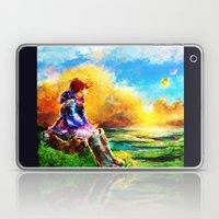 Nausicaa of the Valley of the Wind Laptop & iPad Skin