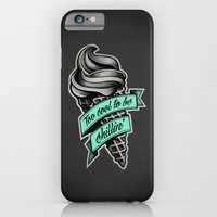 Too Cool To Be Chillin' iPhone 6 Slim Case