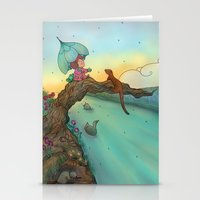 Under cover Stationery Cards