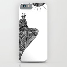Creatures of the Mountain iPhone 6 Slim Case