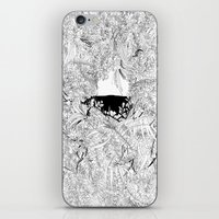 Where Are The Stagnant W… iPhone & iPod Skin