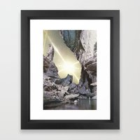 Köppe  Framed Art Print