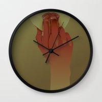 APERITIF II Wall Clock