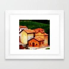 ✔️Italian Farmhouse Framed Art Print