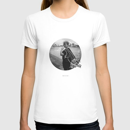 The Urban Crocodile Huntress T-shirt