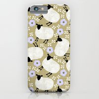 iPhone & iPod Case featuring wooly by ottomanbrim