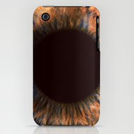 Eye Close Up iPhone (3g, 3gs) Slim Case