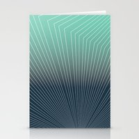 Projection Geox Stationery Cards