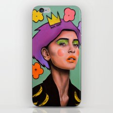 F*CK fame iPhone & iPod Skin