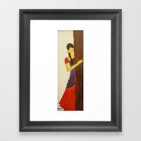 Vetkam Framed Art Print