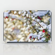 Sweet winter iPad Case