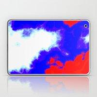 Patriotic Sky Laptop & iPad Skin