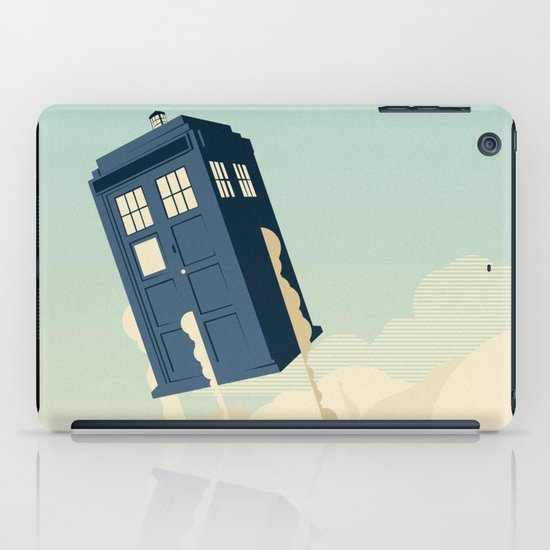 Time to Fly iPad Case