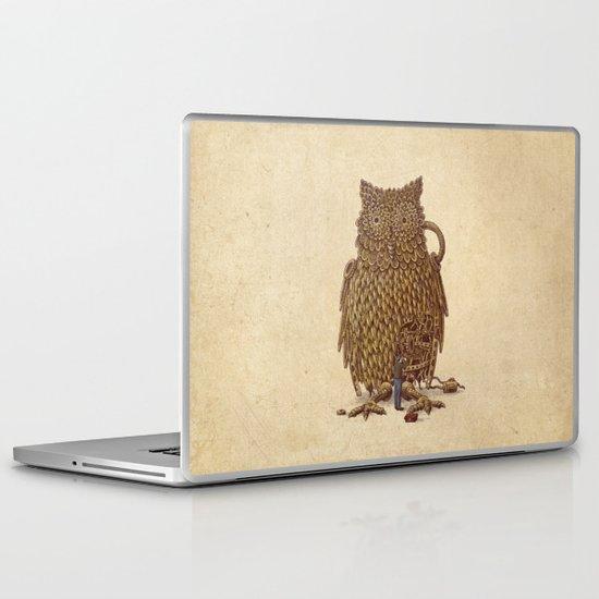 Tune-Up  Laptop & iPad Skin