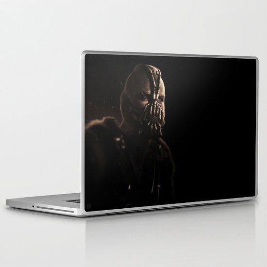 GOTHAM'S RECKONING S  Laptop & iPad Skin