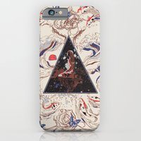 iPhone Cases featuring Good Morning Sunrise by Huebucket