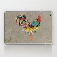 Rooster Mardi Laptop & iPad Skin