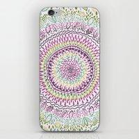 Intricate Spring iPhone & iPod Skin