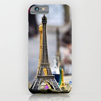 iPhone & iPod Case featuring towers by Drinu Camilleri