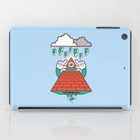 Illuminati iPad Case