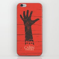 The Cabin In The Woods iPhone & iPod Skin
