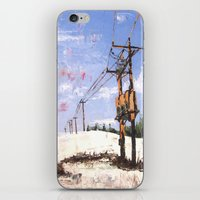 March First iPhone & iPod Skin