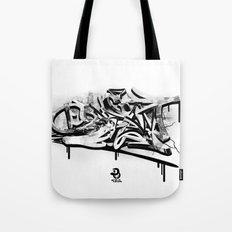 3D graffiti - dream Tote Bag