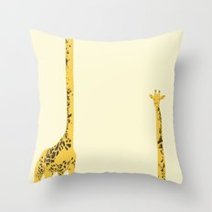 Where Am I Going To? Throw Pillow