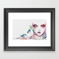 Two Spirited Framed Art Print