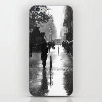 Many thanks to the rain iPhone & iPod Skin