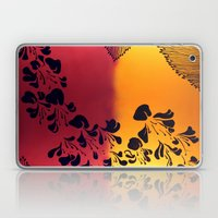 The Flower Of Our Discon… Laptop & iPad Skin