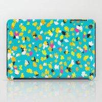 buttercups 1 iPad Case