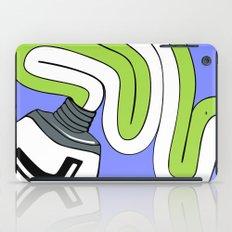 Toothpaste iPad Case