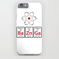 iPhone & iPod Case featuring BaZnGa! by Andrew Treherne