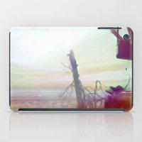 Driftwood Beach iPad Case
