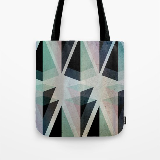 Solids Invasion Tote Bag