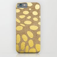 iPhone & iPod Case featuring Katzengold by Lisa Barbero